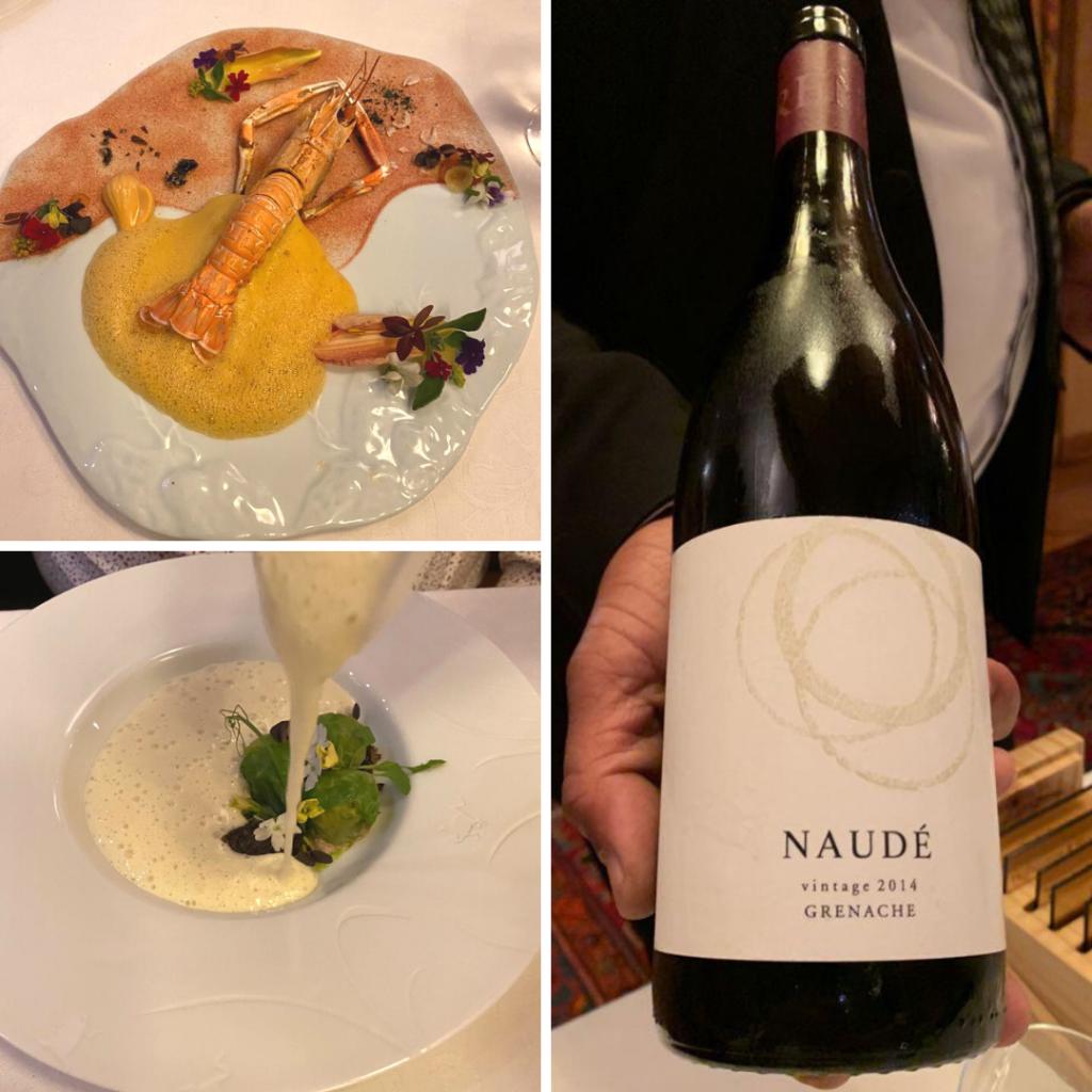 Naude wines