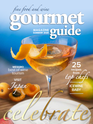 Gourmet Guide Summer issue